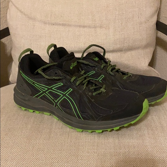 Asics Mens Frequent Trail Running Shoe